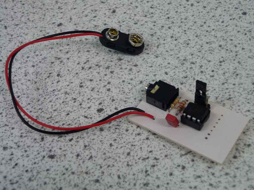 soldering and fault finding