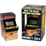 Hawkins bazar - arcade money box