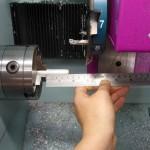 lathe measuring