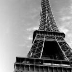 Eiffel Tower - Frame