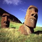 Easter Island Heads - Mass
