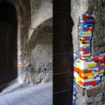 Lego stone art - Mass