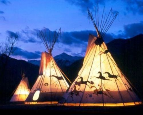 Teepee Complex Design And Technology