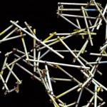 Horse scaffolding sculpture - Frame