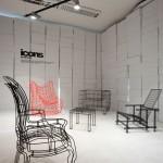 Wireframe furniture - Frame